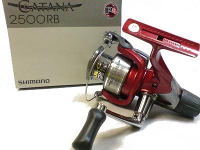 Катушка Catana 2500 RB Shimano