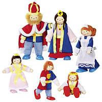 "GOKI - Игровые фигурки ""Royal Family"""