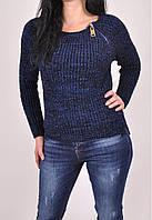 Свитер женский крупной вязки (цвет коричневый) размер 44-46 ParkHande арт.5193 (производство Турция) (Код: 250