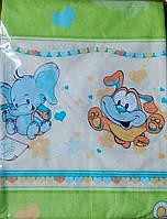 Детское постельное белье в кроватку №10