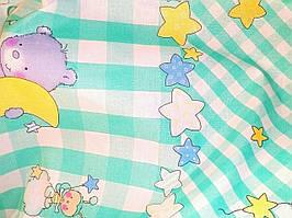 Детское постельное белье в кроватку №12