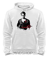 Толстовка Дневники Вампира The Vampire Diaries Stefan Damaged