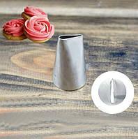 Лепесток розы Насадка  для крема  №104