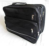 Мужская сумка через плечо Барсетка деловая А4 35х26х15см