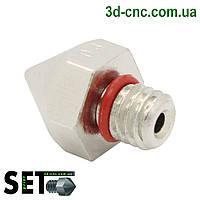 Сопло  МК7 для нити 3,0мм  0,2мм