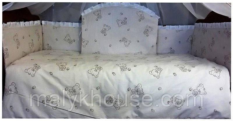 Комплект для дитячого ліжечка Дитина