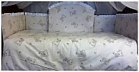 Комплект для дитячого ліжечка Дитина, фото 1