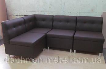 Модульный диван Планета для кухни на заказ