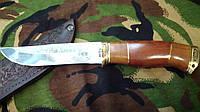 Нож охотничий Олень ,красивый дизайн  ,сделано в Украине(ручная работа)+чехол из кожи