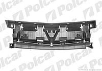 Накладка передней панели (внутр) Renault Kangoo 2 Polcar 606214-1