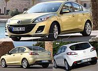 Автостекло для Мазда 3 / Mazda 3 (хетчбек, седан) (2009-2013)