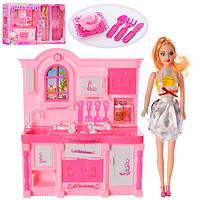 "Мебель 6801-B ""Кухня"" кукла Барби"