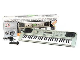 Детский Синтезатор MQ 807 USB