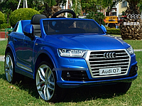 Детский электромобиль Audi Q7 M 3231 EBLRS-4, автопокраска, синий***