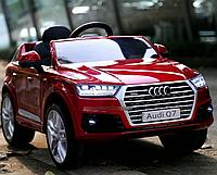Детский электромобиль Audi Q7 M 3231 EBLRS-3, автопокраска, красный***