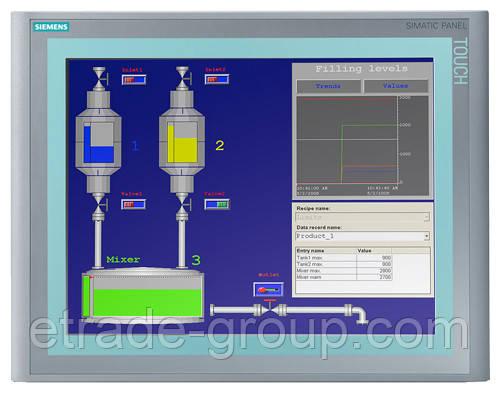 Панель оператора SIMATIC S7-1200+KTP400 BASIC STARTER KIT 6AV6651-7AA01-3AA0