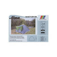 Палатка туристическая EOS Alma