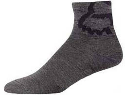 Носки Fox Mammoth Sock Heather серый, S/M