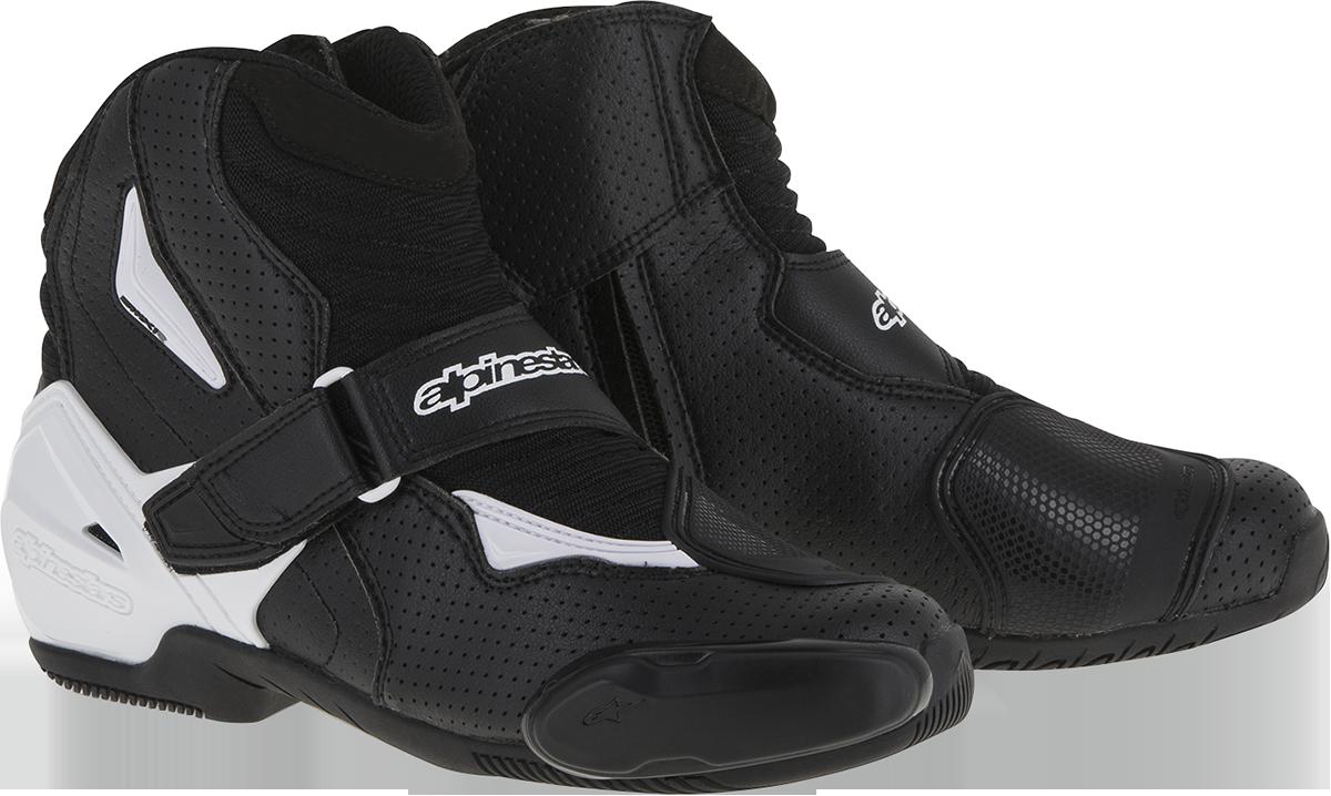 Обувь Alpinestars SMX-1 R Vented  black\white 39 2224016 12 2224016 12