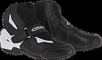 Обувь Alpinestars SMX-1 R Vented  black\white 39 2224016 12 2224016 12, фото 1