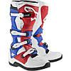 "Обувь Alpinestars TECH 5 white/red/blue ""44""(10), арт. 2015015 237, арт. 2015015 237"