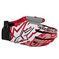 "Перчатки Alpinestars RACER текстиль red\black ""XXL""(38), арт. 3561514 31, арт. 3561514 31"