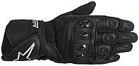 Перчатки Alpinestars SP AIR black кожа\текстиль XL