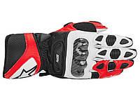 "Перчатки Alpinestars SP-1 кожа red\white\black ""XL"", арт.3558113 321, арт. 3558113 321"