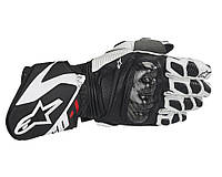 "Перчатки Alpinestars SP-1 кожа12 BLACK\WHITE ""XL"", арт.355810 12, арт. 355810 12"
