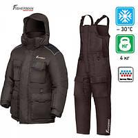 """Зимний костюм """"Буран v.2"""" (- 30°С) для охоты и рыбалки,Хаки"""