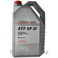 Масло трансмиссионное MITSUBISHI ATF SP-3 5лит