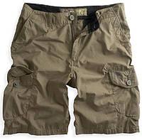Повседневные шорты FOX Surbachi Cargo Short зеленые, 32