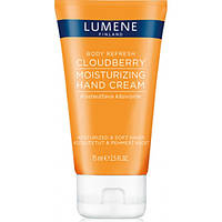 Lumene Lumene BODY REFRESH CLOUDBERRY Крем для рук увлажняющий с морошкой (75 мл)