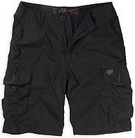 Повседневные шорты FOX Surbachi Cargo Short черные, 30