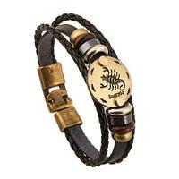 Браслет Знаки зодиака - Скорпион