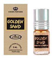 Масляные духи Golden sand