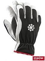 Перчатки зимние кожаные REIS RLWARMER