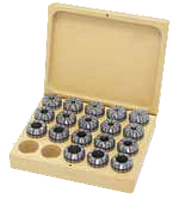 Набор цанг ER32 Ø 3~20 (коробка с крышкой)