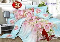 Комплект постельного белья Семейный ТМ TAG Amore
