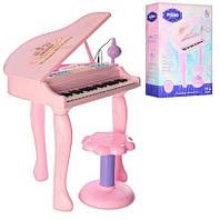 Детское пианино-синтезатор 6611