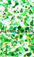 Конфетти для дизайна ногтей