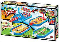 Детская настольная игра Ball Shoot 4 в 1