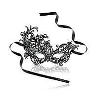 Ажурная маска для эротических игр Rianne S Mask IV Violaine