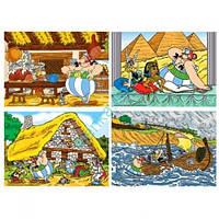 Пазлы castorland 80a Астрекс в коробке 80 элементов для детской игры