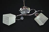 Люстра потолочная двухламповая PR37275B-2HR