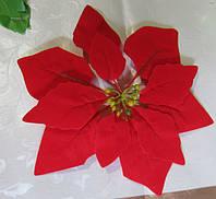 Головки цветов бархатные