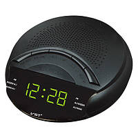 Радио-часы настольные VST 903  зеленые