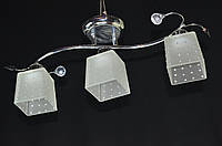 Люстра потолочная трехламповая PR37275B-3HR