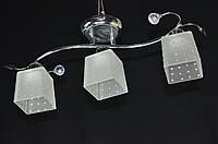 Люстра потолочная трехламповая PR37275B-3HR, фото 1