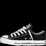 Кеды  (черно-белые низкие), фото 7